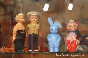 Мишки Тедди. Музей игрушки. Мальта. Фото 19.