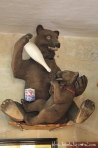 Мишки Тедди. Музей игрушки. Мальта. Фото 23.