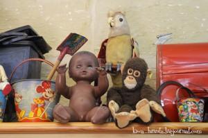Мишки Тедди. Музей игрушки. Мальта. Фото 8.