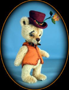 Мишки Тедди. Зарубежный автор. Выпуск №  62. Фото 14.