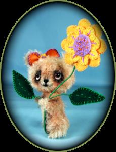 Мишки Тедди. Зарубежный автор. Выпуск №  62. Фото 15.