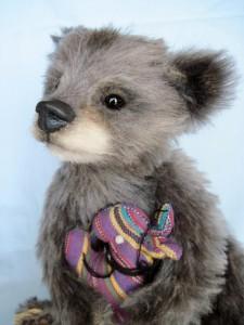 """Мишки Тедди. Мастер-класс """"Сонные веки для мишки Тедди"""". Фото 16."""