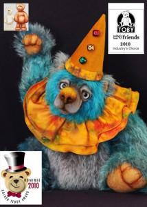 Мишки Тедди. Зарубежный автор. Выпуск № 65. Фото 2.