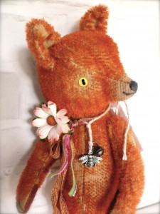Мишки Тедди. Зарубежный автор. Выпуск № 66. Фото 11.