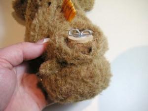"""Мишки Тедди. Мастер-класс """"Как присоединить шею мишке Тедди"""". Фото 12."""