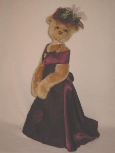 """Мишки Тедди. Мастер-класс """"Как присоединить шею мишке Тедди"""". Фото 14."""