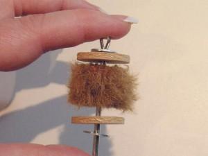 """Мишки Тедди. Мастер-класс """"Как присоединить шею мишке Тедди"""". Фото 9."""