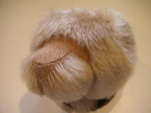 """Мишки Тедди. Мастер-класс """"Стрижка мордочки мишки Тедди"""". Фото 0."""