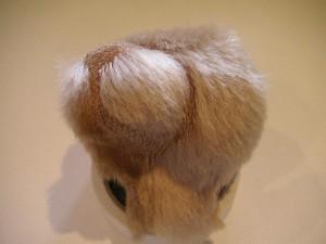 """Мишки Тедди. Мастер-класс """"Стрижка мордочки мишки Тедди"""". Фото 13."""