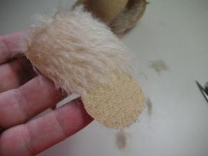 """Мишки Тедди. Мастер-класс """"Стрижка мордочки мишки Тедди"""". Фото 3."""