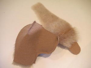 """Мишки Тедди. Мастер-класс """"Стрижка мордочки мишки Тедди"""". Фото 4."""