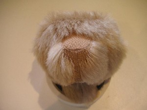 """Мишки Тедди. Мастер-класс """"Стрижка мордочки мишки Тедди"""". Фото 9."""