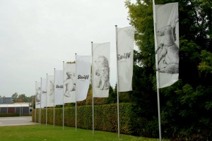 Мишки Тедди. Музей Steiff/ Гинген (Германия). Фото 1.