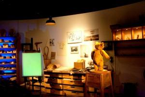 Мишки Тедди. Музей Steiff/ Гинген (Германия). Фото 10.