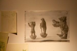 Мишки Тедди. Музей Steiff/ Гинген (Германия). Фото 11.