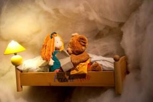 Мишки Тедди. Музей Steiff/ Гинген (Германия). Фото 13.
