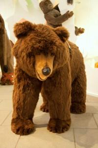 Мишки Тедди. Музей Steiff/ Гинген (Германия). Фото 16.