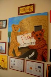 Мишки Тедди. Музей Steiff/ Гинген (Германия). Фото 18.
