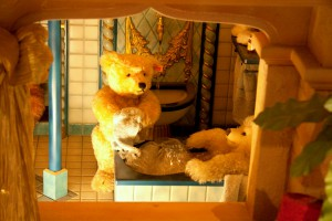 Мишки Тедди. Музей Steiff/ Гинген (Германия). Фото 20.
