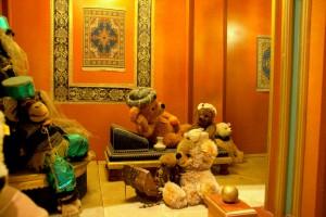 Мишки Тедди. Музей Steiff/ Гинген (Германия). Фото 26.