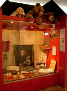 Мишки Тедди. Музей Steiff/ Гинген (Германия). Фото 28.