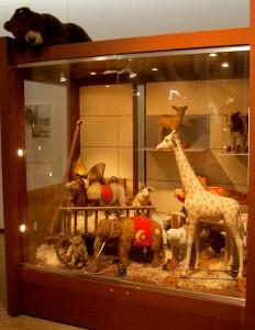 Мишки Тедди. Музей Steiff/ Гинген (Германия). Фото 30.