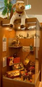 Мишки Тедди. Музей Steiff/ Гинген (Германия). Фото 31.