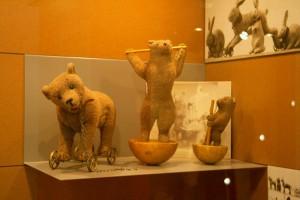 Мишки Тедди. Музей Steiff/ Гинген (Германия). Фото 32.