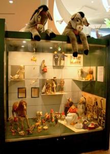 Мишки Тедди. Музей Steiff/ Гинген (Германия). Фото 33.