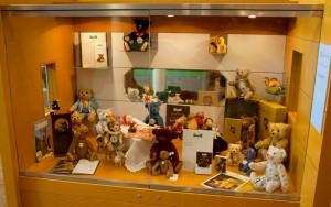Мишки Тедди. Музей Steiff/ Гинген (Германия). Фото 34.