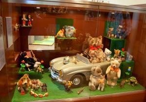 Мишки Тедди. Музей Steiff/ Гинген (Германия). Фото 35.
