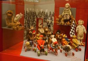 Мишки Тедди. Музей Steiff/ Гинген (Германия). Фото 38.