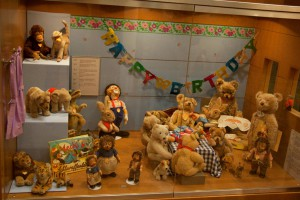 Мишки Тедди. Музей Steiff/ Гинген (Германия). Фото 39.