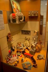 Мишки Тедди. Музей Steiff/ Гинген (Германия). Фото 40.