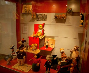 Мишки Тедди. Музей Steiff/ Гинген (Германия). Фото 41.