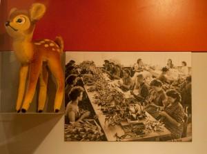 Мишки Тедди. Музей Steiff/ Гинген (Германия). Фото 42.