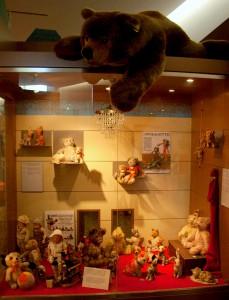 Мишки Тедди. Музей Steiff/ Гинген (Германия). Фото 43.