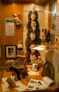 Мишки Тедди. Музей Steiff/ Гинген (Германия). Фото 45.