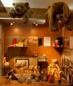 Мишки Тедди. Музей Steiff/ Гинген (Германия). Фото 46.