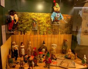 Мишки Тедди. Музей Steiff/ Гинген (Германия). Фото 47.