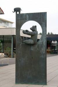 Мишки Тедди. Музей Steiff/ Гинген (Германия). Фото 5.