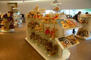 Мишки Тедди. Музей Steiff/ Гинген (Германия). Фото 56.