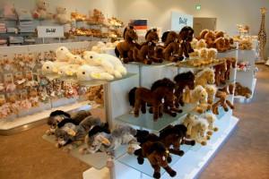 Мишки Тедди. Музей Steiff/ Гинген (Германия). Фото 59.