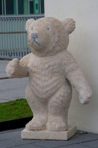 Мишки Тедди. Музей Steiff/ Гинген (Германия). Фото 6.