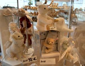 Мишки Тедди. Музей Steiff/ Гинген (Германия). Фото 61.