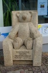 Мишки Тедди. Музей Steiff/ Гинген (Германия). Фото 62.
