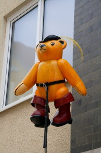 Мишки Тедди. Музей Steiff/ Гинген (Германия). Фото 65.