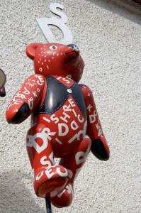Мишки Тедди. Музей Steiff/ Гинген (Германия). Фото 66.