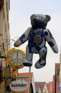 Мишки Тедди. Музей Steiff/ Гинген (Германия). Фото 67.