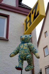Мишки Тедди. Музей Steiff/ Гинген (Германия). Фото 68.